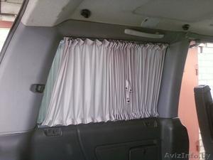 Шторки автомобильные, авто-шторы для микроавтобусов, минивэнов и автобусов на ал - Изображение #3, Объявление #496940