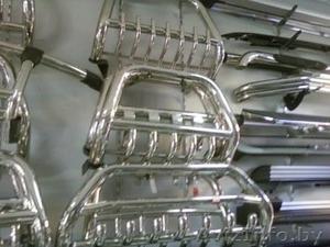 Кенгурятники, дуги, боковые пороги ( трубы, площадки ), рейлинги, обвесы. - Изображение #1, Объявление #495850