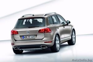 Для Volkswagen Touareg продольные алюминиевые рейлинги. - Изображение #1, Объявление #807403