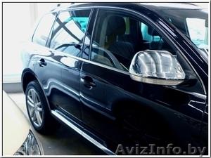 Для Volkswagen Touareg продольные алюминиевые рейлинги. - Изображение #6, Объявление #807403