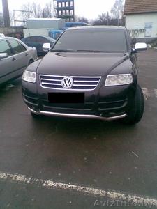 Для Volkswagen Touareg продольные алюминиевые рейлинги. - Изображение #4, Объявление #807403