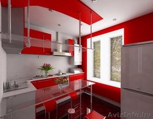 Дизайн интерьера, дизайн помещения. 3д Визуализация. - Изображение #1, Объявление #1161364