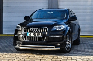 Для Audi Q7 – кенгурятник, пороги, обвес, дуги. - Изображение #1, Объявление #1345915