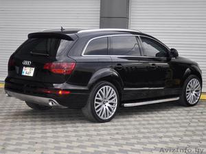 Для Audi Q7 – кенгурятник, пороги, обвес, дуги. - Изображение #4, Объявление #1345915