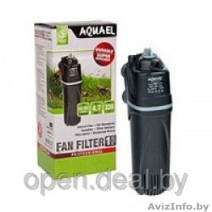 Aquael Filter FAN 1 Plus — внутренний фильтр 320 л/ч до 100 л - Изображение #1, Объявление #1485940