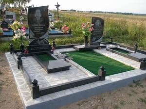 Благоустройство могил, захоронений - Изображение #1, Объявление #1653884