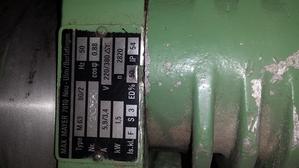 20-14-80502 Долбежный станок MAKA (б/у) - Изображение #2, Объявление #1678464