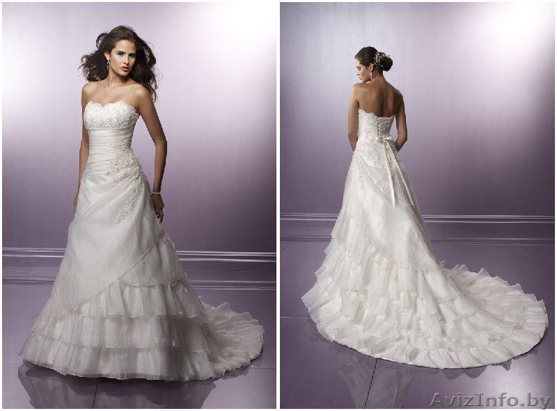 Свадебные платья ,вечерние на заказ из Китая - Изображение #1