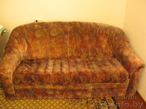 двухместный диван кожа купить авито спб