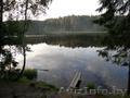 Продаю УНИКАЛЬНЫЙ обособленный участок  В ЛЕСУ на берегу  реки рядом с озёрами.