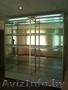 Витрина стеклянная с подсветкой бу