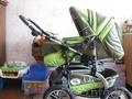 Продам коляску-трансформер Roksolana Leon б/у
