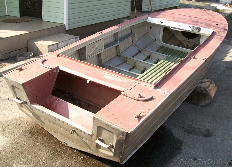 покраска и ремонт лодки днепр