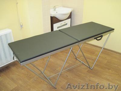 Массажный стол своими руками из металла 23