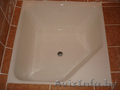 Наливная ванна Минск,  реставрация ванны наливным методом,  стакрилоое покрытие.