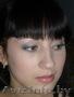 макияж,  прическа с плетением,  укладка на каждый день или на торжество