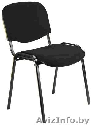 Офисный стул ИСО ISO black C-38 NS - купить по лучшей цене в ... | 408x300