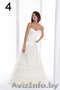 Платья свадебные  со скидкой 100$ - Изображение #4, Объявление #723691