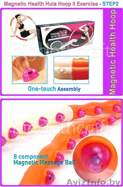 Изображение хулахупа magnetic health hoop ii в большом разрешении - картинка 5