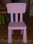 Новый Детский стул пластиковый А-ля Ikea
