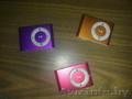 НОВЫЙ Стильный MP3 плеер (металлический!), Объявление #751746