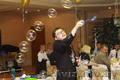 Шоу мыльных пузырей на свадьбу, корпоратив! Шоу мыльных пузырей SUPERSHOW - Изображение #2, Объявление #769491