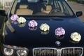 Свадебные украшения на авто в Минске. - Изображение #2, Объявление #797960