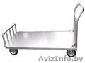 Тележка платформенная ТП-13 для транспортировки мелких и не упакованных грузов - Изображение #9, Объявление #792644