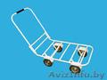 Тележка ТПБ-9 с бортами для перевозки рассыпных грузов,мешков,ящиков,коробок - Изображение #9, Объявление #792642
