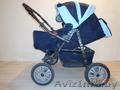 коляска для двойни Jack-Pol Lux