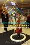 Великолепное шоу гигантских мыльных пузырей на праздники, Объявление #879469