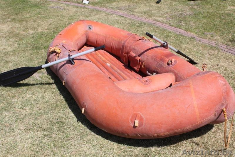 ремонт резиновой лодки в минске