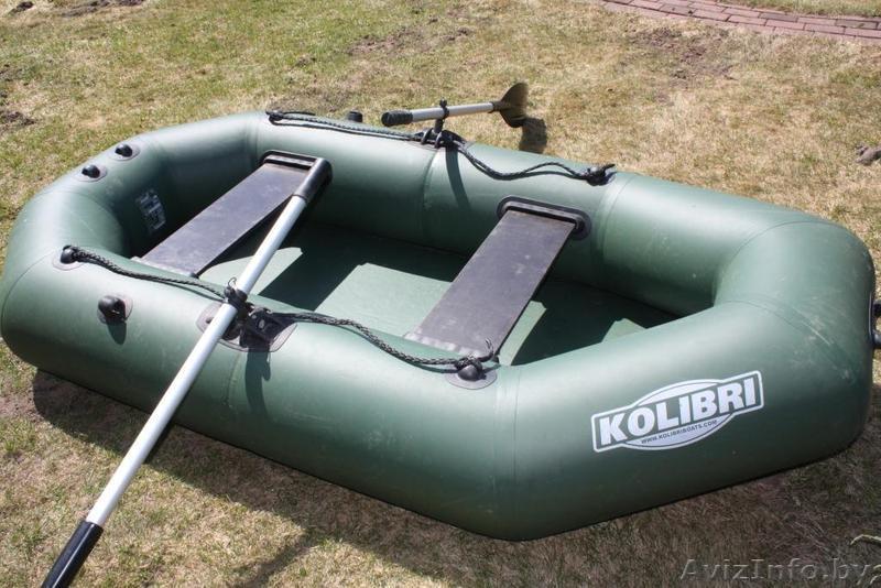 купить лодку колибри 2х местную