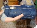 Женский, джинсовый сарафан