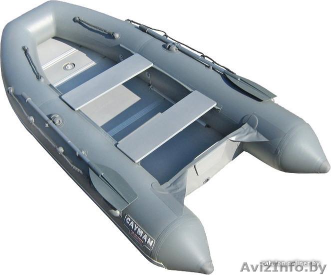 моторные лодки пвх кайман 330