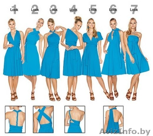 Женское платье трансформер avon отзывы