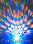 Цветомузыка - световой прибор LED Magic Ball Light 6 цветов АВ-0008 - Изображение #2, Объявление #931144