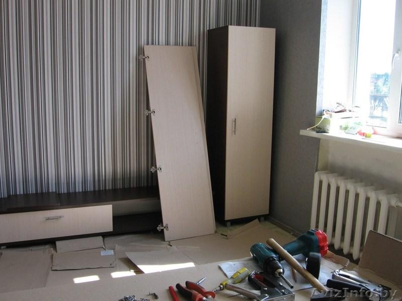 услуга по сборке мебели минск