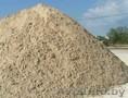 Песок, ПГС (песчано-гравийная смесь)