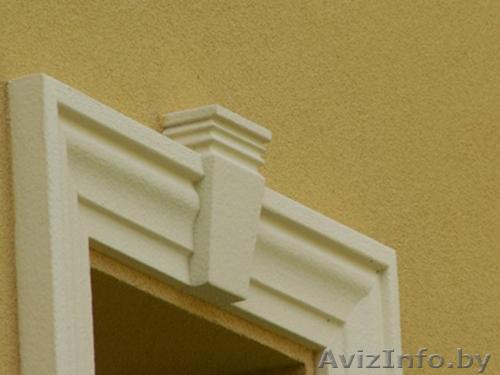 Декоративная фасады из пенопласта своими руками 80