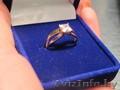 СРОЧНО продам новое золотое кольцо!