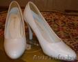 Свадебные белые туфли 35-36 размер - Изображение #3, Объявление #1005182
