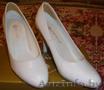 Свадебные белые туфли 35-36 размер - Изображение #2, Объявление #1005182