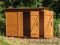 Продаётся деревянный душевой комплекс .  - Изображение #2, Объявление #739126