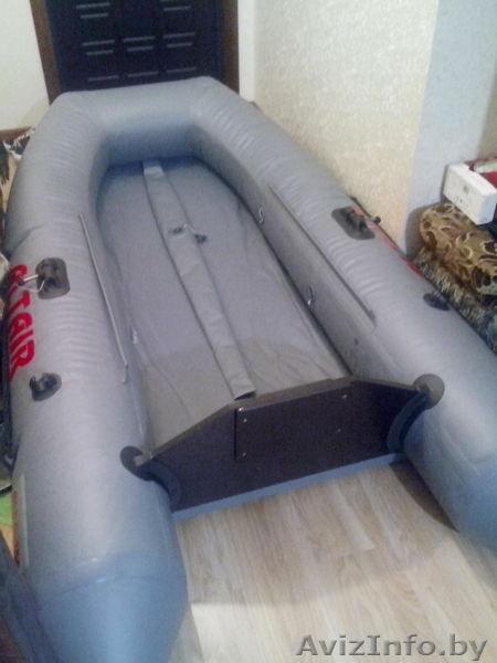 лодка пвх с килем и без