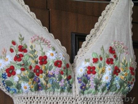Курсы вышивки лентами минск