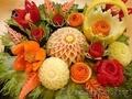 Курсы Карвинг из овощей и фруктов