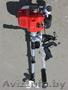 Лодочный мотор из мотокосы Никкей. Доставка по РБ