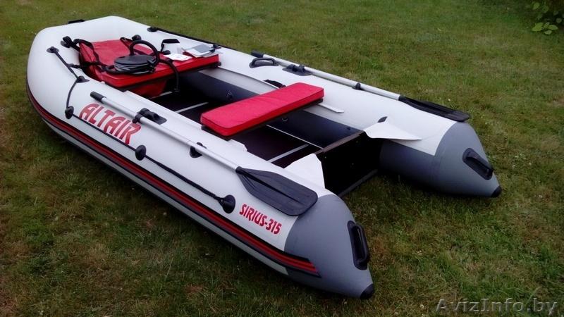 альтаир лодки продажа в