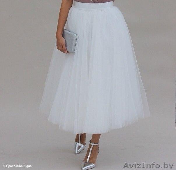 Сшить юбку на свадьбу 82